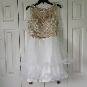 Promgirl Homecoming Dress - Size L